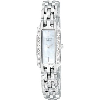 CITIZEN Silhouette Diamond EG2640-58D