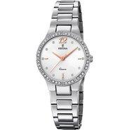 e3e36b168 Festina Mademoiselle Swarovski® 20334/2   Kvalitné hodinky za skvelé ...