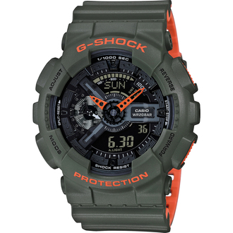 CASIO G-Shock GA 110LN-3A