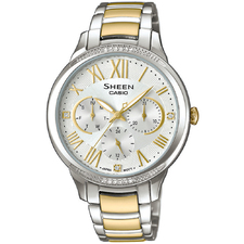 CASIO Sheen SHE 3058SG-7A