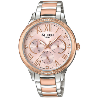 CASIO Sheen SHE 3058SPG-4A