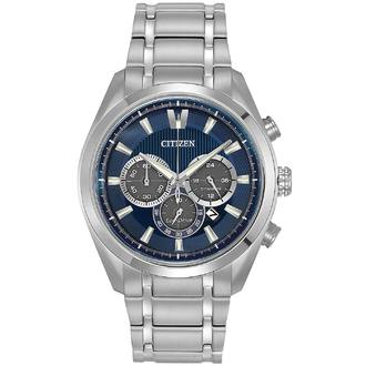 CITIZEN Super Titanium Chrono CA4010-58L
