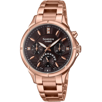 CASIO Sheen SHE 3047PG-5AUER
