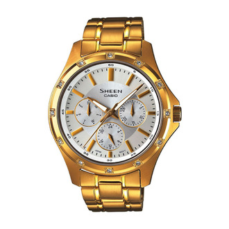 CASIO Sheen SHE 3801GD-7A
