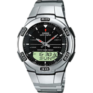 CASIO Wave Ceptor WVA 105D-1