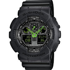 CASIO G-Shock GA 100C-1A3