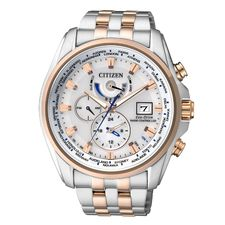 CITIZEN Eco Drive Radio Controlled AT9034-54A
