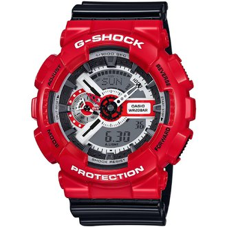 CASIO G-Shock GA 110RD-4A